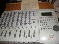 roland sequenncer and manual / adapter 60.00 attractive