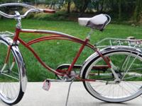 1962 Columbia Fire-Arrow cruiser 2-speed foot brake All