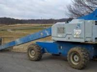 I have a 60' straight Genie boom. 1996 model. New