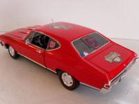 THIS COOL 1/18 SCALE CHEVELLE SS HONORS THE WASHINGTON