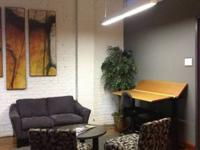 Wilmore Lofts offer lovely personal workplaces at 223