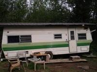 I have 2 trailers around the 1980's have built on roof