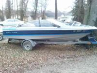 I have a 1989 Bayliner 17 footer. the interior is out