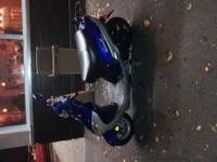 I have a tank urban 50cc scooter for sale has a few