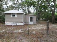 2/1.5 Mobile Home that is just minutes from Tyndall