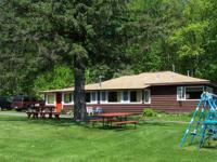 Housekeeping cabins on 5,000 acre Lac Courte Oreilles