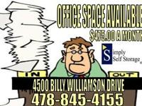 $600 per month - Only two offices left!!! Location: