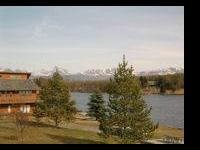 Custom Lake Front home in South Anchorage. Watch the