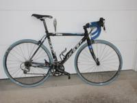 Up for sale is a well maintained entry level road bike.
