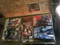 600+ comic books for sale good condition. 70,80,90s DC