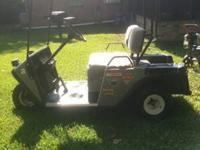 Ezgo Electric Three Wheel Golf Cart 1993