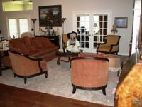 Beautiful living room furniture. This furniture was