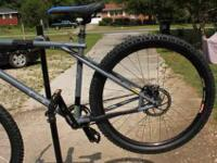 Men?s 26 inch GT PEACE MED FRAME SINGLE SPEED 520