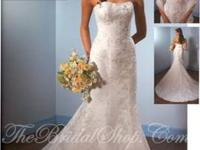L@@K * call  or  Mori Lee Wedding Dress - Blu