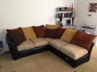 This beautiful Suttons Bay sectional couch is both