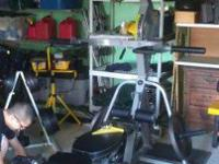 I am selling my weight bench because I do not have room