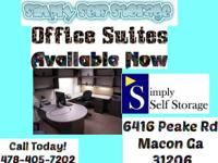 Newly Remodeled Office Suites! $600/Deposit