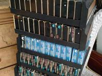 I have 600 VHS movies in these movies I have every