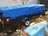 COMPOST TRAILER OR FURNITURE PICKUP AWESOME DEAL HERE ,