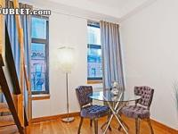 This duplex studio with the terrace located in the