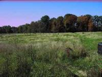 Beautiful 5 Acres on the Scenic Grand River. Front of