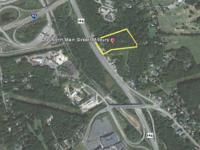 8.5 Acres for sale throughout from the Shoppes at