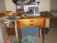 I have a 1964 singer sewing machine 600e comes with