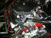 496 BBC Approx 600 HP/675TQ at the fly wheel -- Dyno'd
