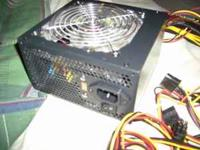Selling a 600w power supply that I no longer use and