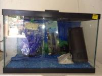 I have a 60 gallon aquarium , comes with the tank ,