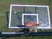 Lifetime In-Ground Basketball System - Features a