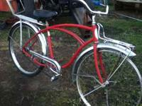 Antique Schwinn Vintage bicycle CALL RUSS  Location: