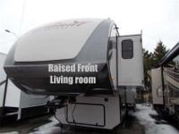 2014 FOREST RIVER CARDINAL 3800FL, Fully painted