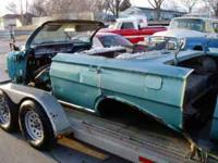 I'm looking to unload what's left of this 61 Chevy 4 dr