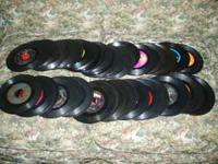 I have a wide assortment of 45RPM Records from the