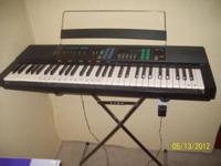 I Have a Yamaha PSR-36 for sale, works great, comes