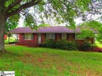 Great 3 bedroom ranch with a fenced back yard newer