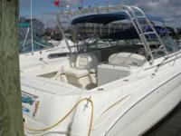 2003 Sea Ray 290 AMBERJACK THIS IS IT!!!!!! A GREAT