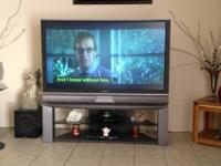 FOR SALE: Mitsubishi WD-62527 62' LCD Projection HDTV -