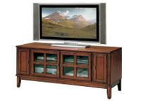 Hawthorne TV Stand * Made of hardwood with a veneer. *