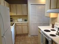 Now available- 2 bedroom, 2 bath apartment home