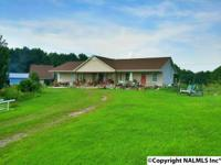 6 Year Old 5 Acre Mini Farm!!! 3200 sq/ft 4 Bed 2 Bath
