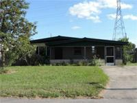 HUGE PRICE REDUCTION! 3 BR concrete block house with