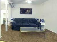 FURNISHED 1 BEDROOM APARTMENT WITH: Washer/Dryer, Air,