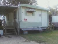 FOR LEASE: 2 bdrm 1 bath Mobile Home set up in a very