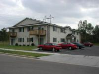Two bedroom apartments off of the North Crossing (Hwy