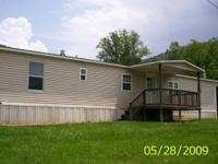 3-bedroom 2-bath mobile home in small, spacious park in
