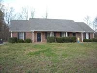 Newer 3 bedroom, 1 bath brick duplex in Cowpens, SC.