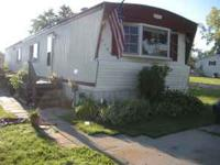 3BR, 1 BA Mobile Home in a nice family friendly area of