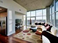 Only top floor penthouse loft condo with 3 sides of